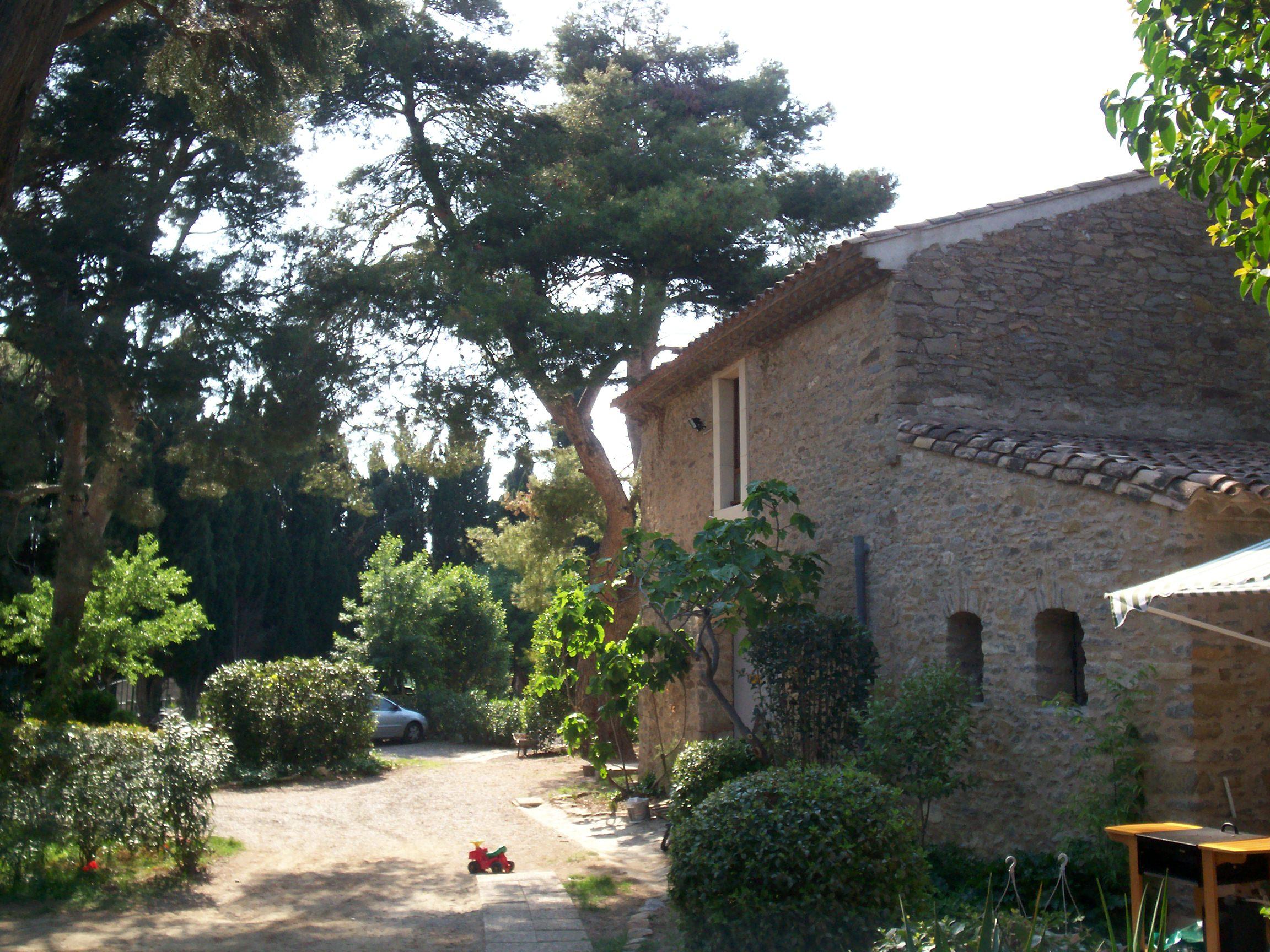 Le jardin domaine de la pinsonni re for Le jardin catalan